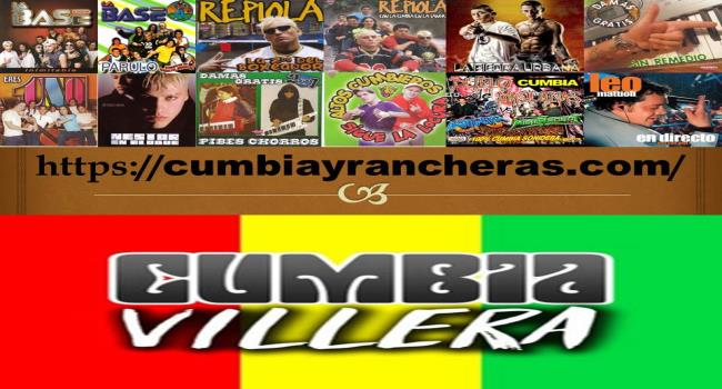 VA Cumbias Villeras 94 Hits MP3 320 MF