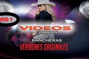 Videos DVD 1 cumbias y rancheras
