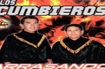 Arrasando Cover WEB cumbias y rancheras