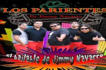 El Bailable de Jimmy Navarro Cover WEB cumbias y rancheras