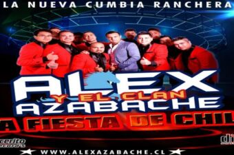 La fiesta de chile Cover WEB cumbias y rancheras