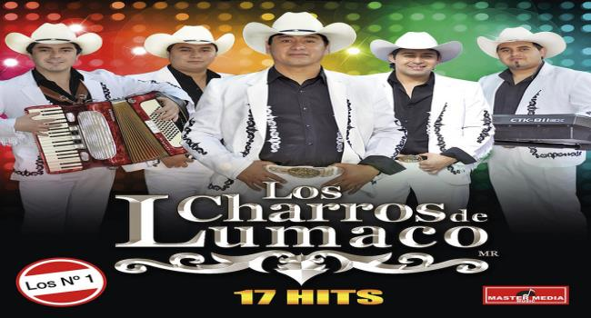 Lumacos 17 Hits Cover WEB cumbias y rancheras