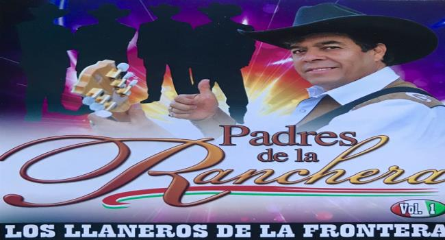 Padres de la Ranchera Vol. 1 Cover WEB cumbias y rancheras