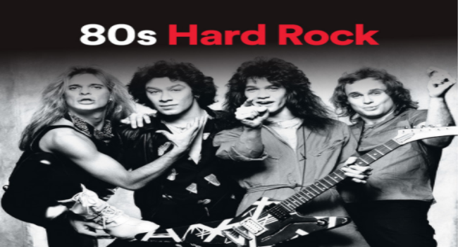 80s Hard Rock 100 Tracks FLAC